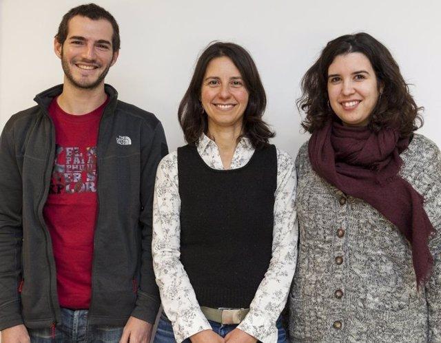 Investigadores de un estudio sobre memoria ambiental