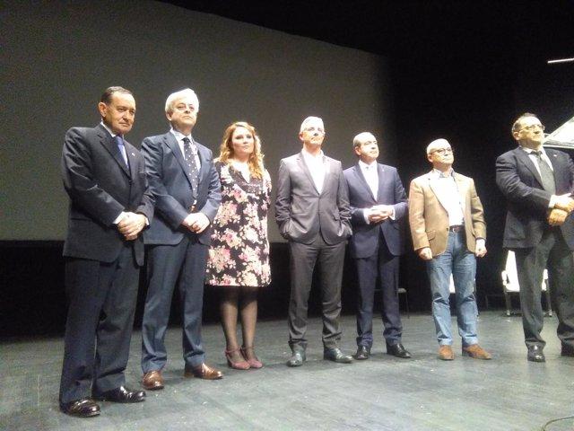 Presentación del proyecto empresarial 'Zamora 10'