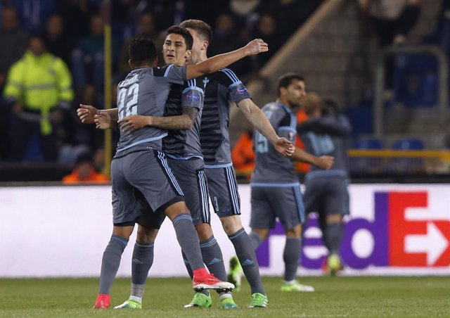 El Celta se mete en semifinales de la Europa League