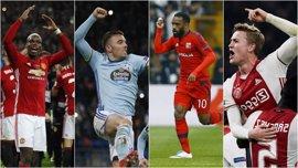 United, Ajax y Lyon, posibles rivales del Celta en semifinales