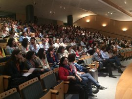 Unos 250 profesionales participan en la I Jornada Nacional de la Sociedad Española de Curas Paliativas Pediátricas