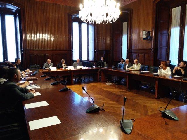 Comissió d'investigació del cas Vidal en el Parlament