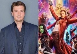 Nathan Fillion revela su cameo eliminado de Guardianes de la Galaxia Vol. 2