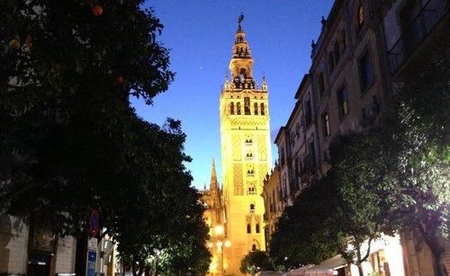 La Giralda y la Catedral