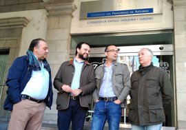 Los sindicatos piden la mediación del Principado para asegurar el empleo de Duro Felguera
