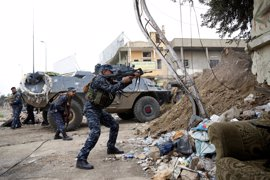 Un bombardeo sobre Mosul mata a un comandante regional de Estado Islámico y otros cuatro mandos yihadistas rusos