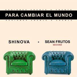 Shinova presenta el single Para cambiar el mundo, con Sean Frutos de Second