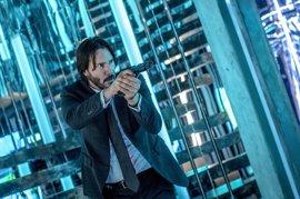 """Keanu Reeves protagoniza John Wick: Pacto de Sangre: """"Todavía siento que estoy luchando por mi carrera"""""""