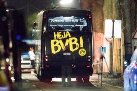 """El Dortmund, """"aliviado"""" por la detención del sospechoso del ataque"""