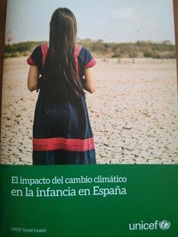 Informe Unicef Canvi Climàtic