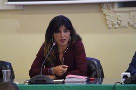 Teresa Rodríguez (Podemos) invita a Rajoy a aprovechar el aniversario del AVE para viajar en media distancia a Granada