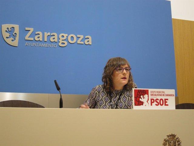 Marta Aparicio (PSOE)