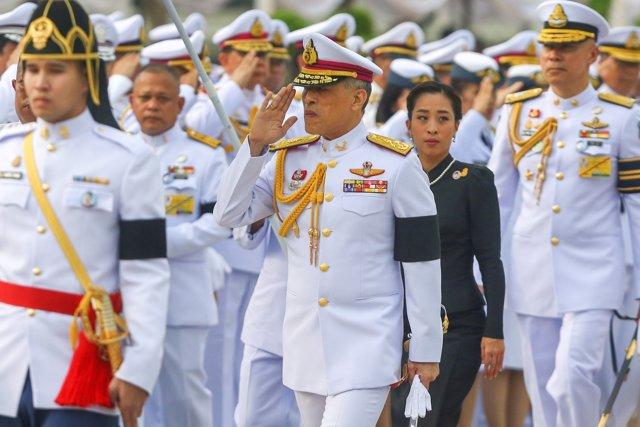 El rei de Tailàndia, Maha Vajiralongkorn