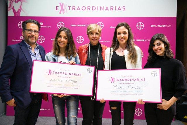 """""""Exxtraordinarias"""", La Exposición Fotográfica Que Rinde Homenaje A La Mujer, Abr"""