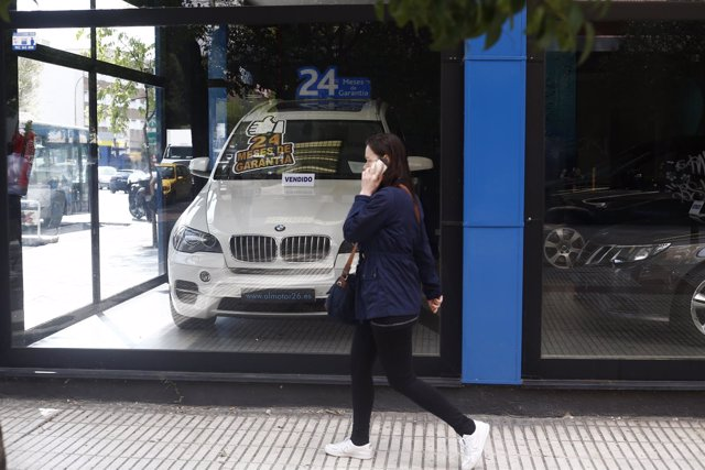 Concesionario, Concesionarios, Coche, Coches, Vehículo, Automóvil, BMW