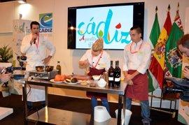 La Diputación participa en el Salón de Gourmets de Madrid con espacio propio