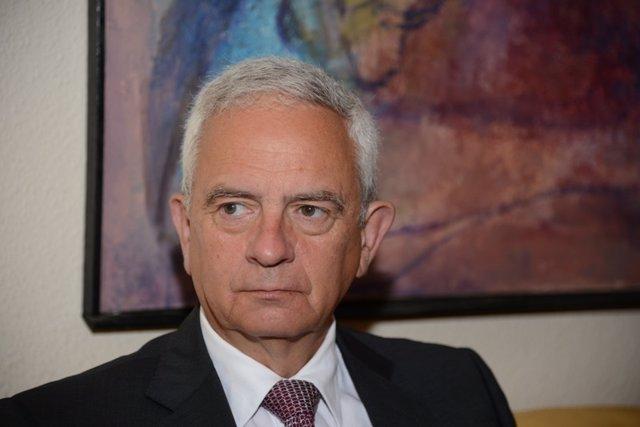 El nuevo presidente de la Asociación de Hoteles de Sevilla, Manuel Cornax