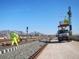 CARM subraya que tiempos para llegada soterrada AVE a Murcia se reducirán con ejecución simultánea de 2 primeras fases