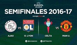 El histórico United, penúltimo obstáculo del Celta en la Europa League