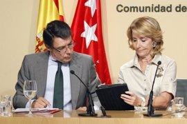 """Ignacio González negó """"categóricamente"""" ante Aguirre, Floriano y Vera tener una cuenta en Suiza"""
