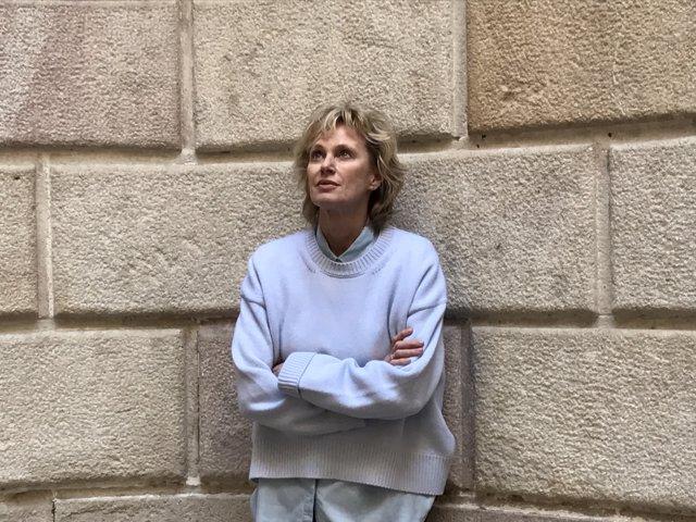 L'escriptora Siri Hustvedt