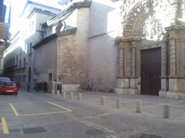 ARCA lamenta el impacto visual que causan las señalizaciones para contenedores en el centro histórico