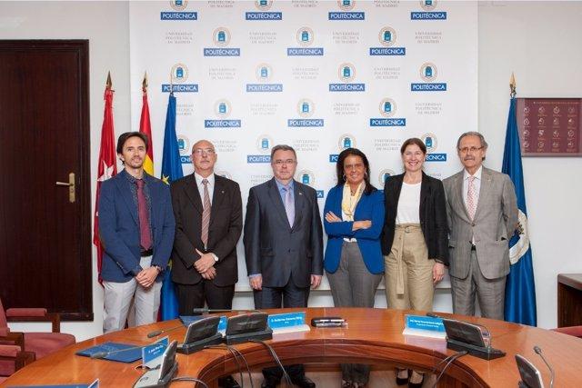 Fundación Sanitas y Universidad Politécnica crean cátedra deporte inclusivo