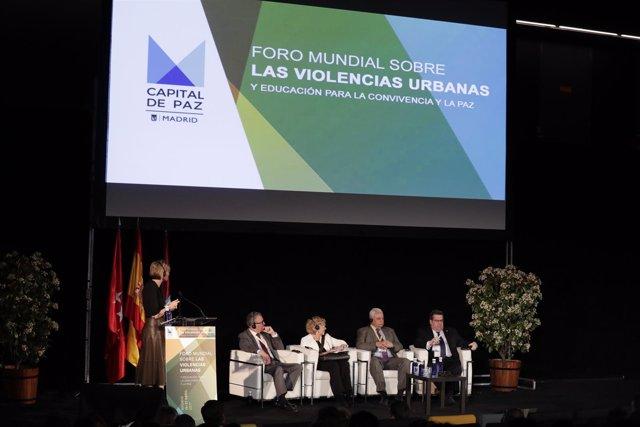 Foro Mundial sobre Violencias Urbanas