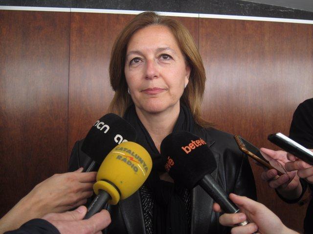 La Líder D'Cs A l'Ajuntament De Barcelona, Carina Mejías