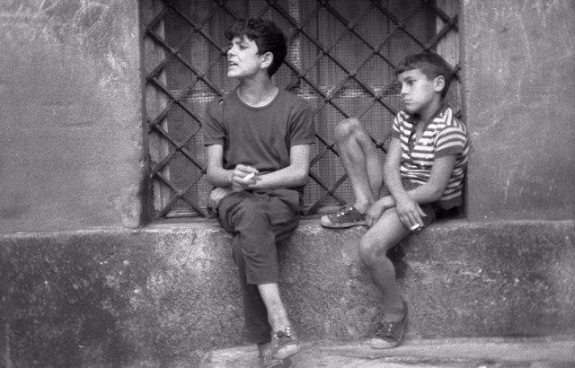 Una de las instantáneas del fotógrafo valenciano