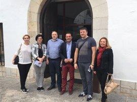 Diputación de Castellón cierra con touroperadores la comercialización de la provincia en Bielorrusia