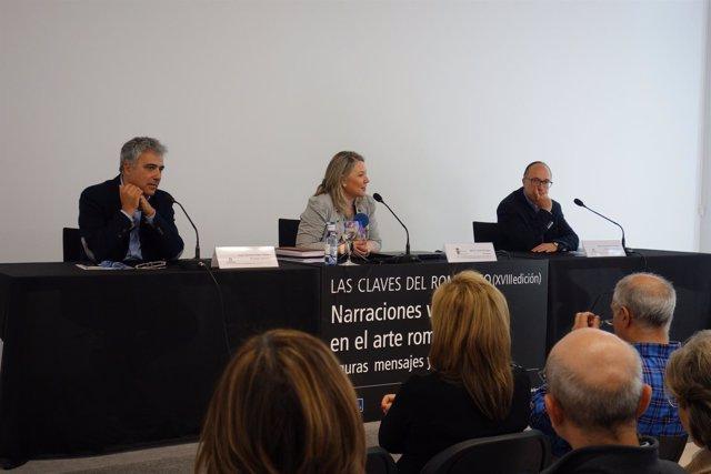 Simposio sobre imágenes románicas en Aguilar de Campoo