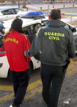 La Guardia Civil Detiene A Los Presuntos Autores De Una Decena De Robos En Puert