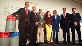 Cepsa lanza en Canarias su nueva botella de gas envasado Innova