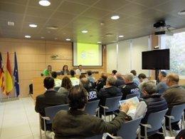 Reunión sobre la Mallorca 312