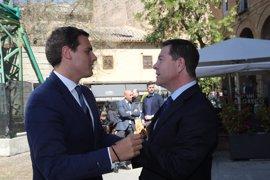 """Rivera, a los ediles de Talavera y al de Ciudad Real que """"cumplan con la carta ética"""" que firmaron"""