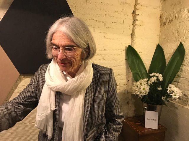 L'escriptora Donna Leon