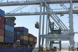 Las exportaciones catalanas crecen un 11,5% hasta febrero