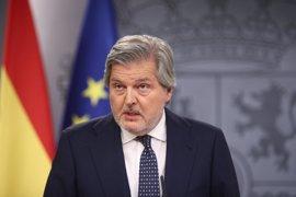 Gobierno insiste en la ilegalidad del referéndum tras el manifiesto de compromiso de la Generalitat con su celebración