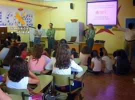 Guardia Civil de Torrijos instruye diligencias contra dos menores por un caso de acoso escolar