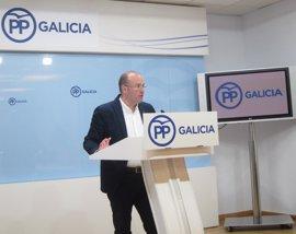 """El PPdeG tacha de """"ridículo"""" que Carmen Santos pida amparo al Parlamento"""