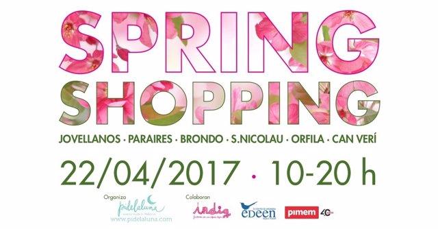 Spring Shopping