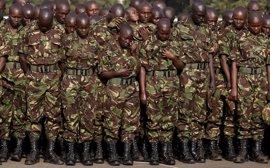 Las fuerzas kenianas matan a medio centenar de miembros de Al Shabaab en Somalia