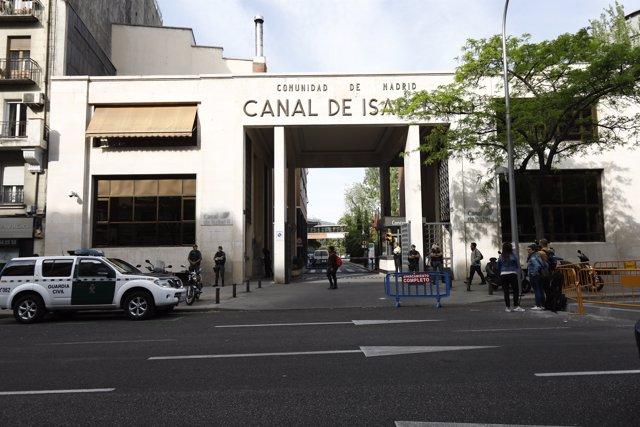 Operación de la Guardia Civil contra la corrupción nel Canal d'Isabel II