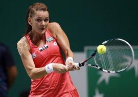 Radwanska no ve con buenos ojos una 'wild card' para Sharapova en Roland Garros