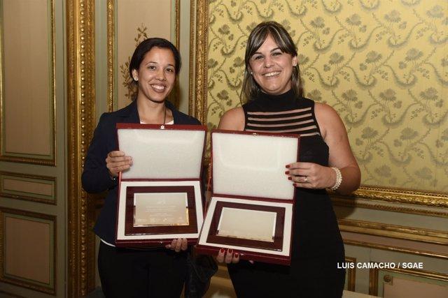 Premio Antono Delgado del Instituto Autor de la SGAE