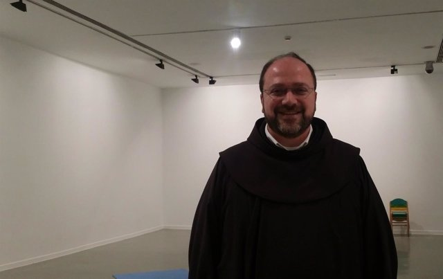 Padre Ibrahim, sacerdote franciscano en Alepo (Siria)
