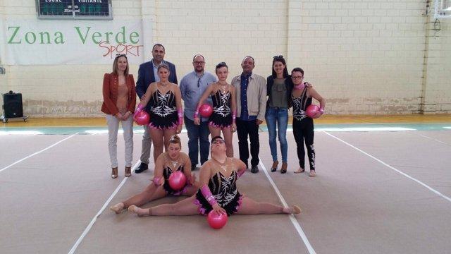 El Club 'Los Carriles' representa a Almería en el Campeonato de España.