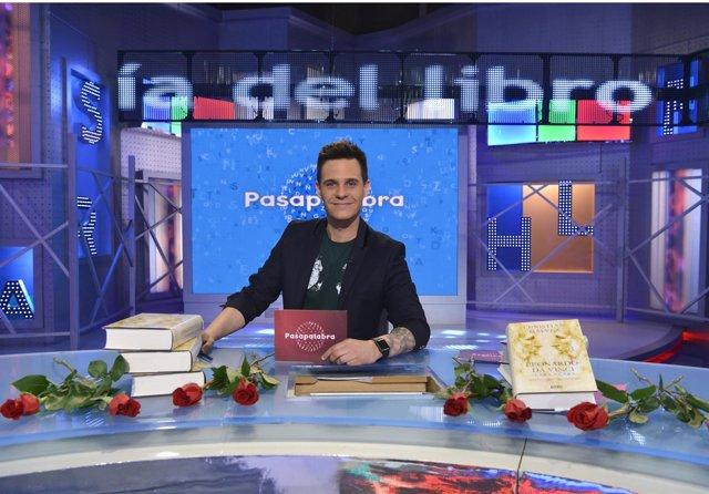 Pasapalabra celebra el Día del Libro