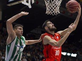 Valencia Basket busca el liderato en solitario en Sevilla